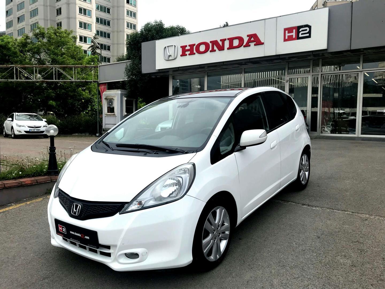 Honda Jazz 14 Fun Plus Cvt 2012 Model Beyaz Ikinci El Satılık Araç H2