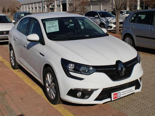 renault megane 1.6 touch