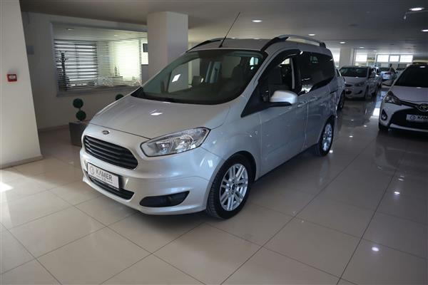 ford tourneo courier 1.6 tdci titanium plus