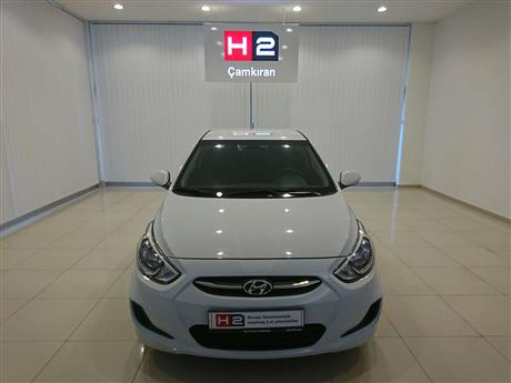 hyundai accent blue 1.6 crdi mode otomatik
