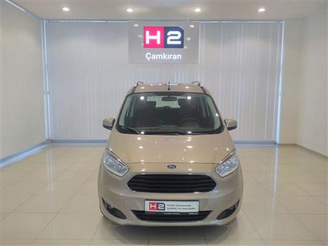 ford tourneo courier 1.6 tdci delux